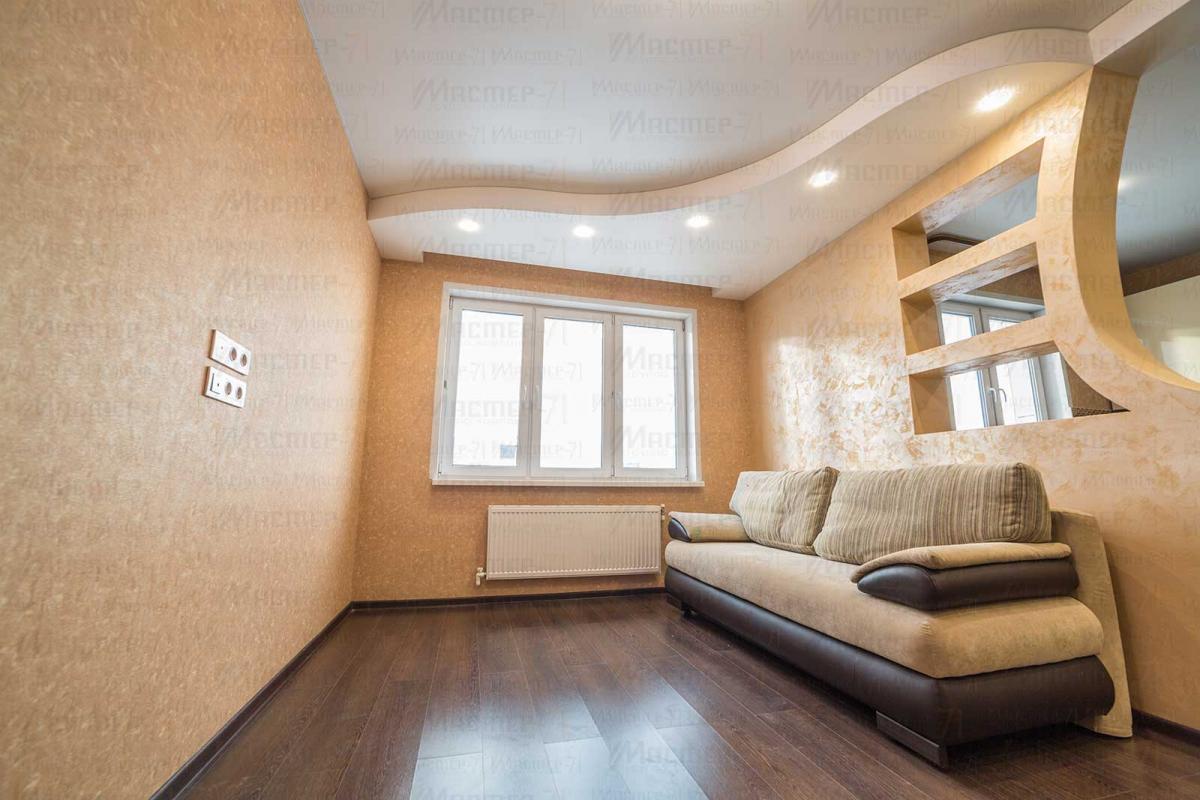 Ремонт новостройки однокомнатной квартиры в Москве, цена